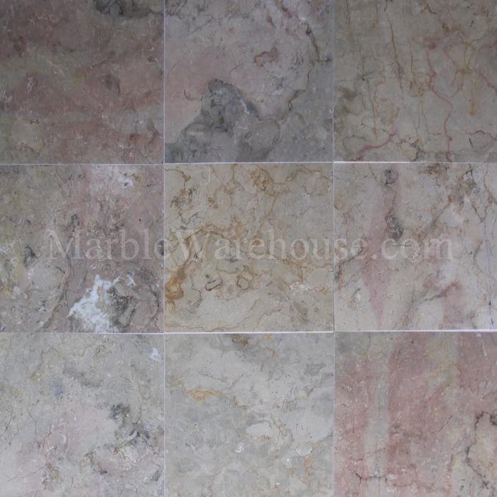 Sahara Gold Marble Tile 18 Quot X18 Quot
