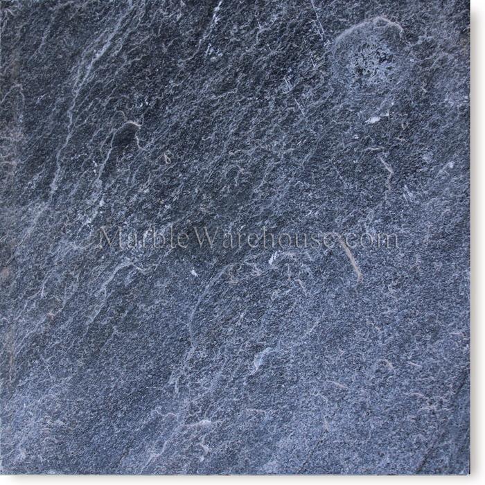 Ostrich Gray Gauged Slate Tile 16 Quot X16 Quot