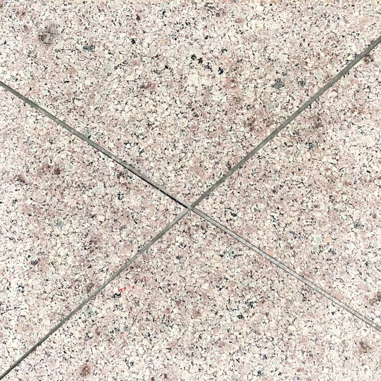 "Almond Mauve Granite Tile 12""x12"""
