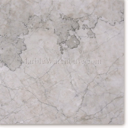 "Temple Gray Marble Tile 12""x12"""