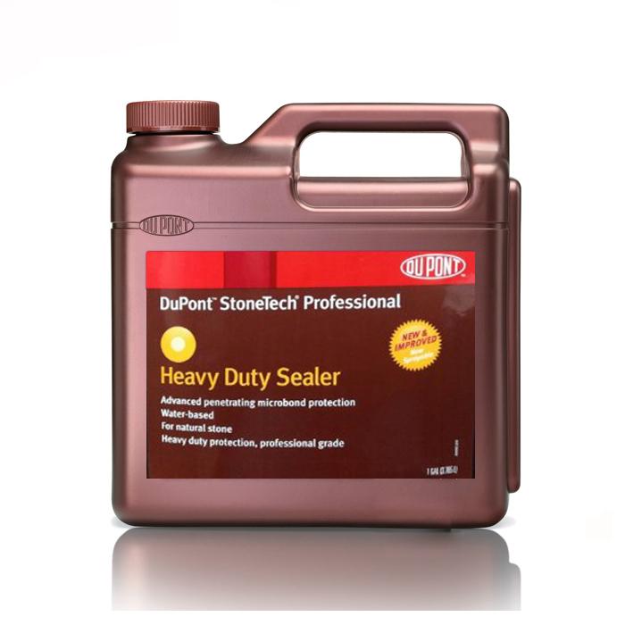 Heavy Duty Coating : Dupont stonetech professional heavy duty sealer gallon