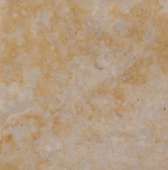"Jerusalem Gold (Ramon Gold) Polished Limestone Tile 16""x16"""