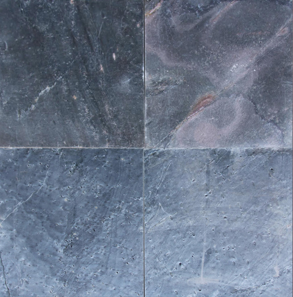 Ostrich Gray Slate Tile 12 Quot X12 Quot