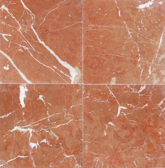 Rojo Alicante Marble Tile 12 Quot X12 Quot
