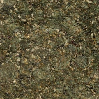 Verde Butterfly Green Granite Tile - One Pallet 416 sq.ft.