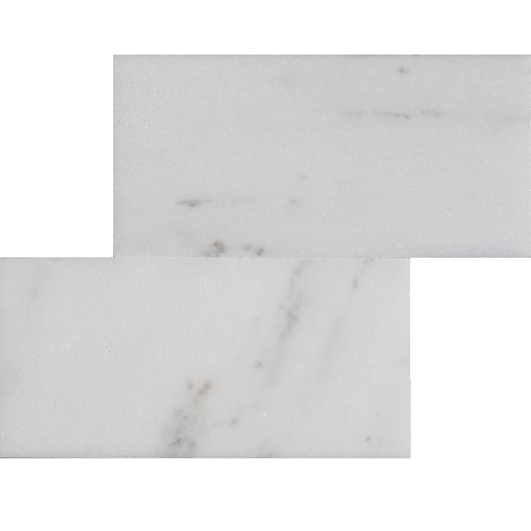 white marble polished tile 3 x6 marble polished tile pattern