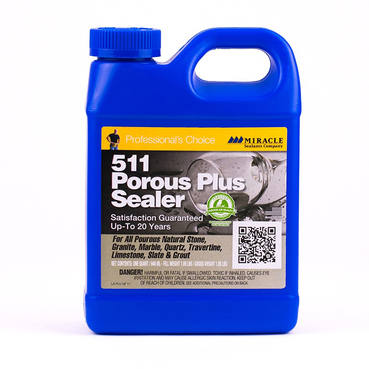 Miracle Sealants 511 Porous Plus - 1 Quart (32 oz.)