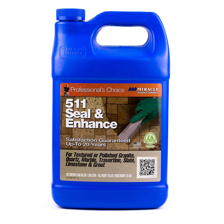 Miracle Sealants 511 Seal & Enhance 128oz - Gallon