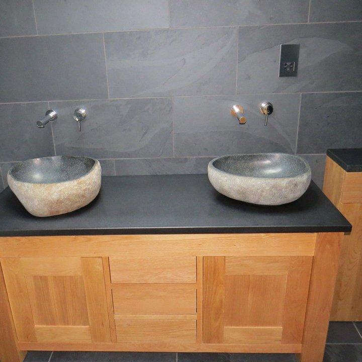 Brazilian Montauk Black Slate Tile Best Floor Tiles At