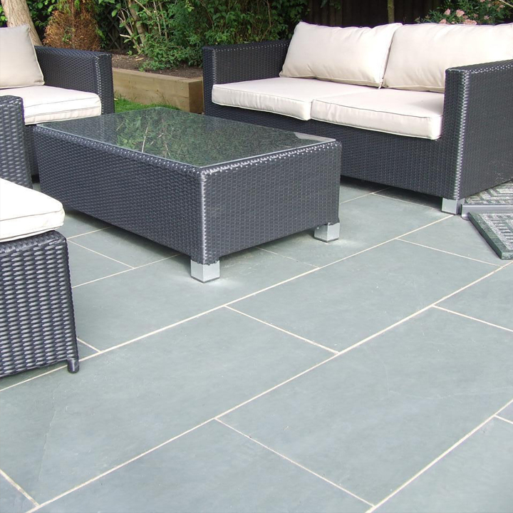 Places Where We Can Use Slate Tiles