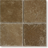 Noce Tumbled Travertine Tile 6