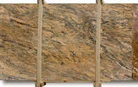 Juparana Ipe Wood Granite Slab