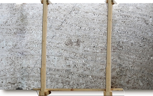 White Galexy Granite Slab