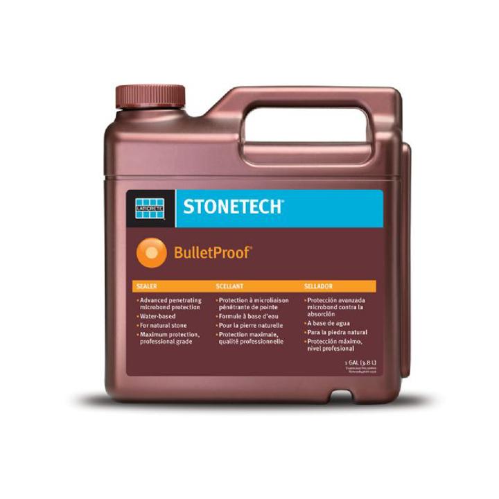 Stonetech bulletproof sealer 1 gallon for Dupont exterior protection reviews