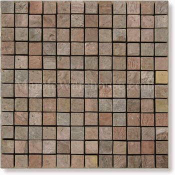 Copper Slate Mosaic 1
