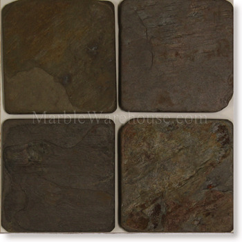 Indian Multi Color Slate Tile 6