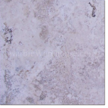 Yurac Honed Travertine Tile 12x12