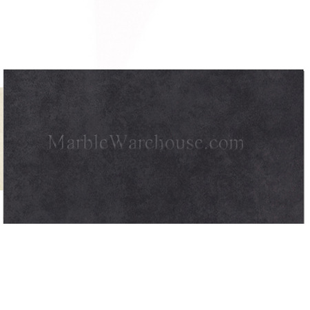 Graphite Black Amore Porcelain Tile 12x 24