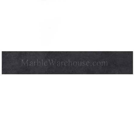 Graphite Black Amore Porcelain Tile 3x 12