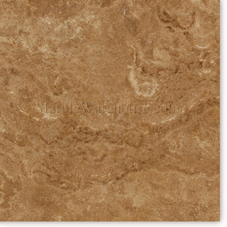 Walnut Polished Travertine Tile 12