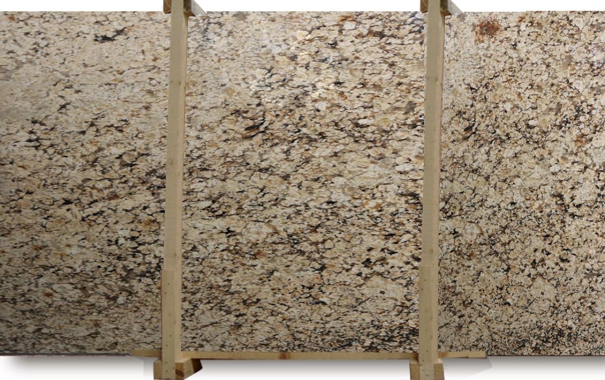 Persian Brown Granite : Persian cream granite slab