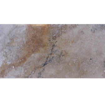 Crema Viejo Polished Travertine Tile 12