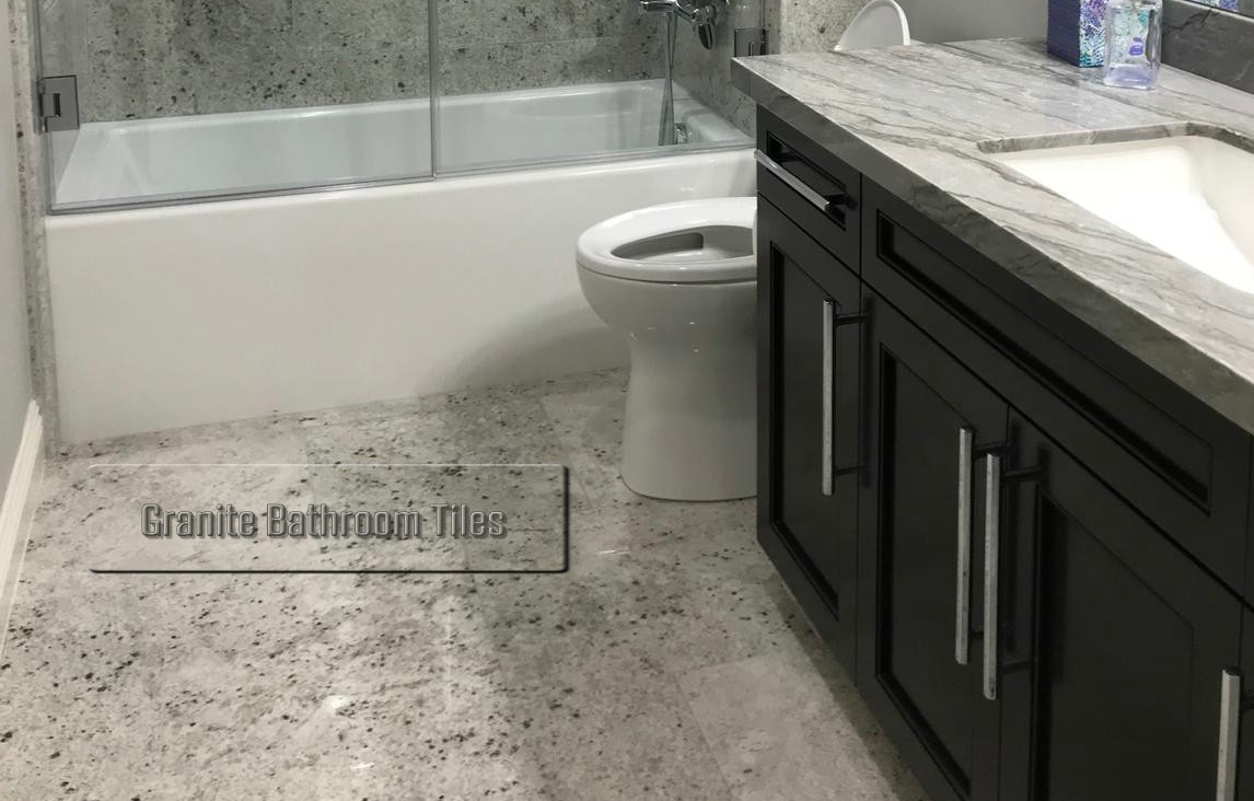 Best places where we can use granite tiles