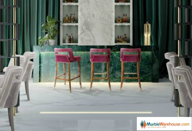 Living Room Marble Tiles Which You May Use In Your Flooring Option