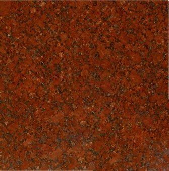 Imperial Red Granite Tile 12x12