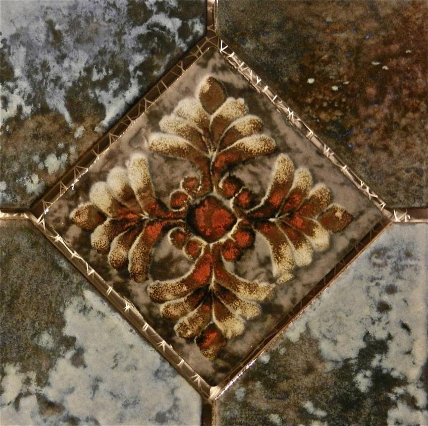 Home Decorative Stone Fujiwa Tile 6 X Joya Cotto 504