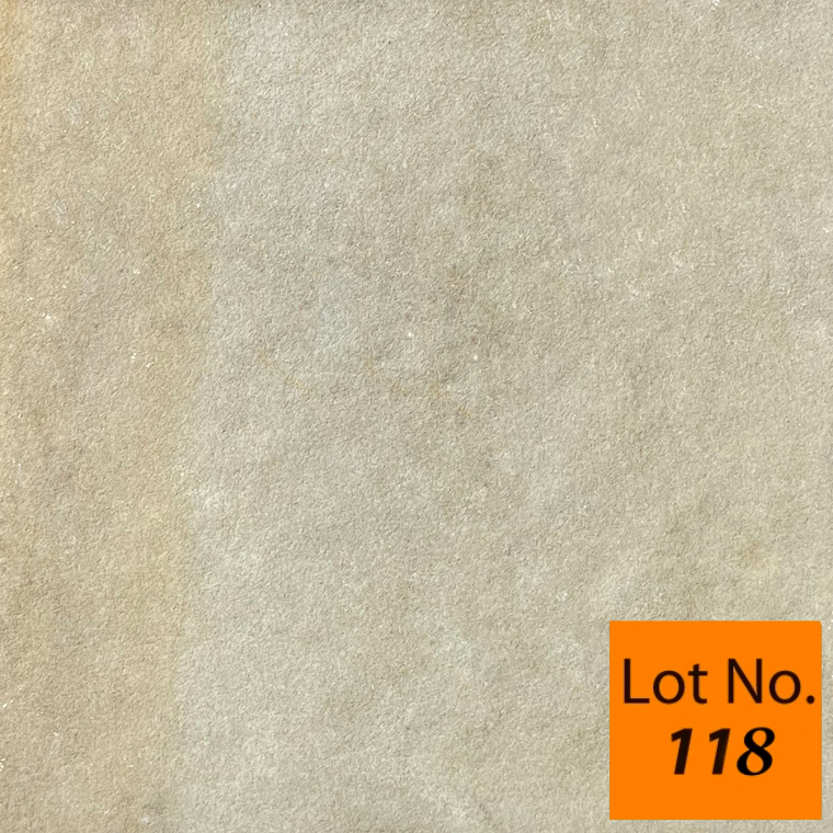 Lot #118: Pallet: Kota Brown Limestone Tile 24x 24 : 200 Sq/Ft