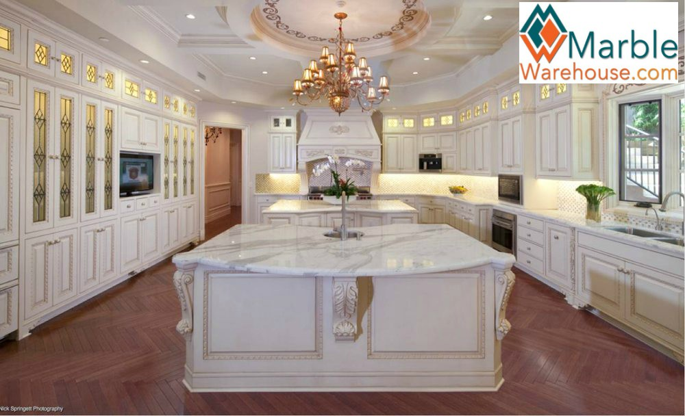 Why Marble for Counter Top?