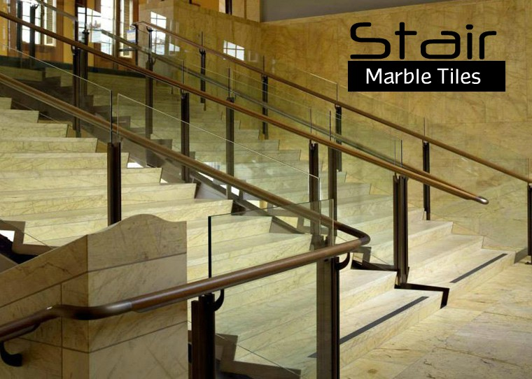 Marble Tiles For Stairs