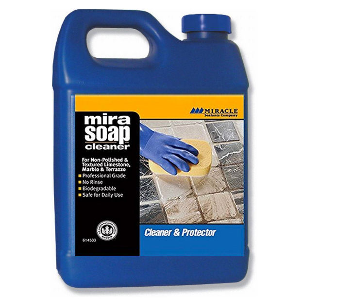 Miracle Sealants Mira Soap Cleaner 1 Quart 32 Oz