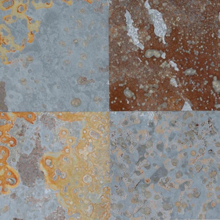 Brazilian Multicolor San Rio Rustic Cleft Slate Tile