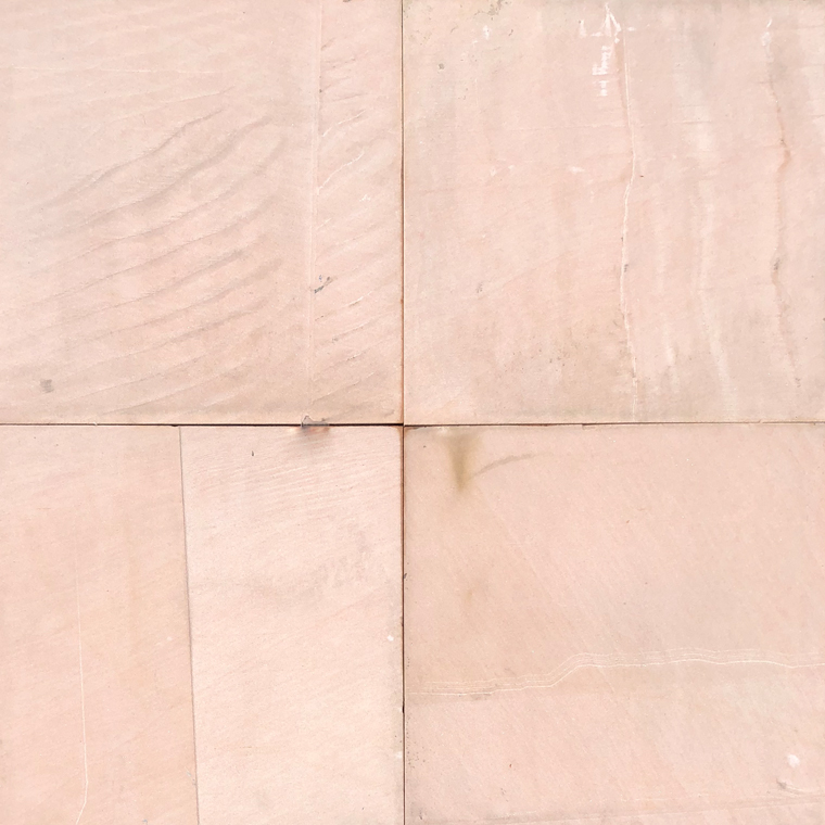 Lot 115 Pallet Pink Sandstone Tile 16x16 190 Sqft