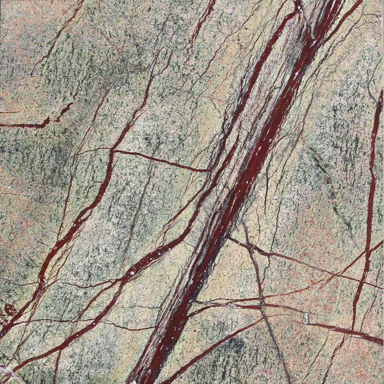 Rain Forest Green Marble Tile Polished 12