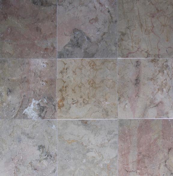 Sahara Gold Marble Tile 18x18