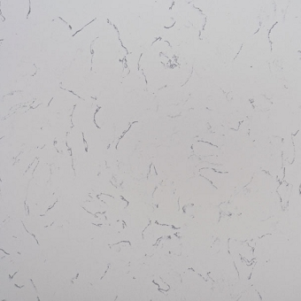 White Arabascato Quartz Slab