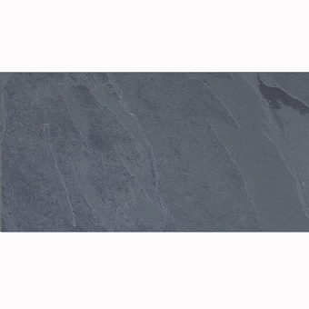 Brazilian Black ( Montauk Black,Hampshire ) Cleft Slate Tile 12