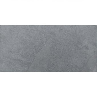 Brazilian Gray (Montauk Blue) Cleft Slate Tile 12