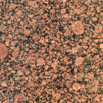Carmen Red Granite Tile 18x18