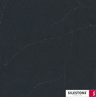 Charcoal Soapstone Eternal Series Quartz Slab