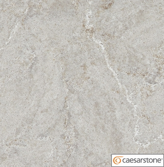 6131 Bianco Drift Quartz Slab
