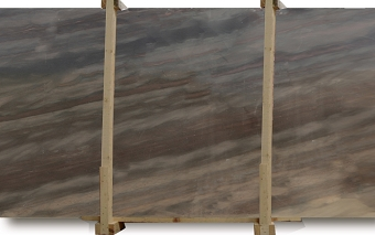 Elegant Brown Quartzite Slab