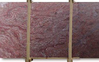 Red Indigo Quartzite Slab