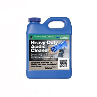 Miracle Sealants Heavy Duty Acidic Cleaner - 1 Quart