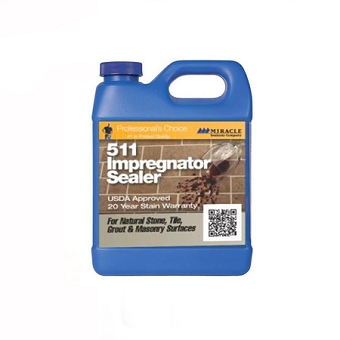Miracle Sealants 511 impregnator Penetrating Sealer -1 Quart (32 oz.)