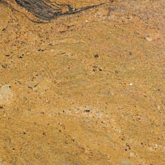 Kashmir Gold Granite Tile 18x18