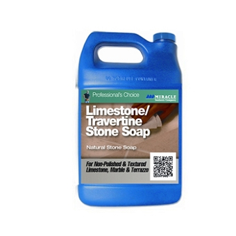 Miracle Sealants Limestone/Travertine Soap - Gallon